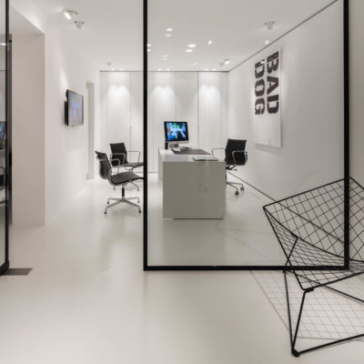 Laurence Sonck office